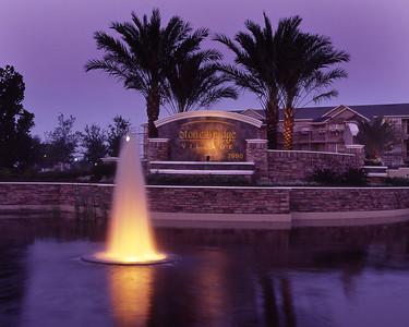Montello Fountain