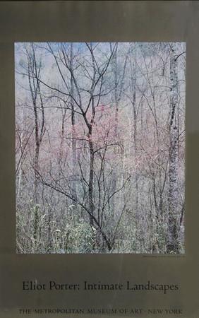 Poster Porter Intimate Landscapes