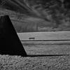 Obelisk & Bench (2), Magnuson Park, Seattle (February, 2014)