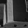 San Francisco de Asis church, Ranchos de Taos , New Mexico (1) - March, 2014