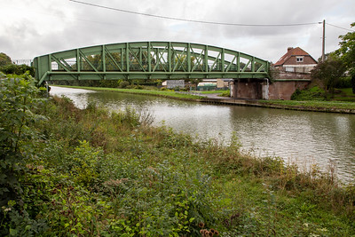 Canal de la Somme, Pont-les-Brie
