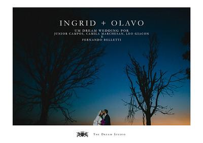 INGRID E OLAVO - CASAMENTO - FACE