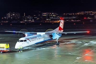 Austrian Airlines Bombardier DHC-8-402Q OE-LGJ 12-13-19