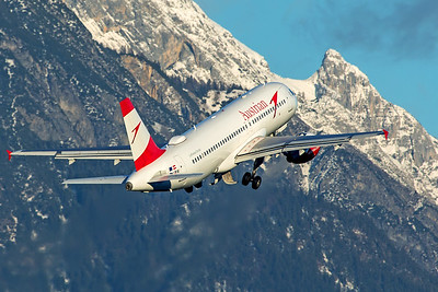Austrian Airlines Airbus A320-214 OE-LBW 12-14-19 4
