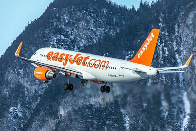 easyJet Airbus A320-214 G-EZOF 12-14-19