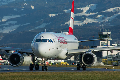 Austrian Airlines Airbus A320-214 OE-LBM 12-14-19