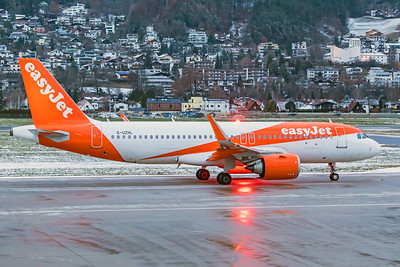 easyJet Airbus A320-251N G-UZHL 12-13-19