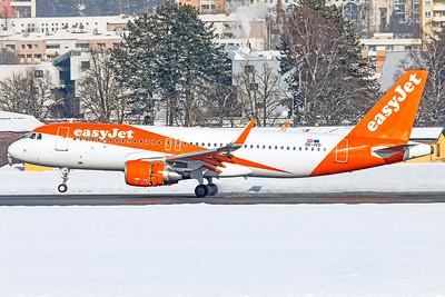 easyJet Europe Airbus A320-214 OE-IVD 1-28-19