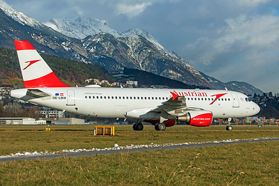 Austrian Airlines Airbus A320-214 OE-LBW 12-14-19 5