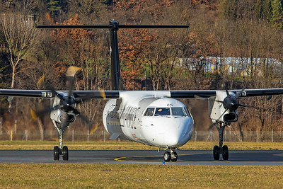 Austrian Airlines Bombardier DHC-8-402Q OE-LGO 12-14-19 3