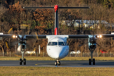 Austrian Airlines Bombardier DHC-8-402Q OE-LGI 12-14-19