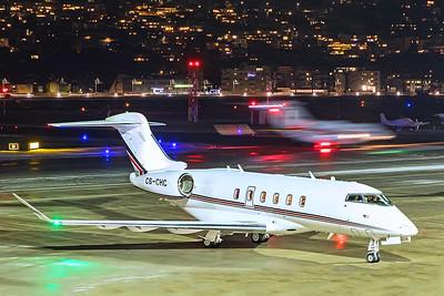 Netjets Europe Bombardier BD-100-1A10 Challenger 350 CS-CHC 12-13-19