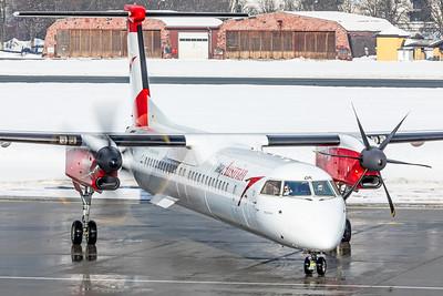 Austrian Airlines Bombardier DHC-8-402Q OE-LGK 1-28-19
