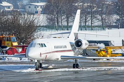 NetJets Europe Dassault Falcon-2000EX EASy CS-DLG 1-28-19