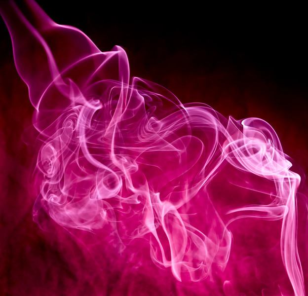 Day #26 Spilling Out<br /> Playing with smoke from incense today.