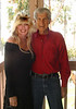 Me with my Beloved Friend Lou Lenart at his home in Santa Monica.