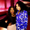 Meelah and Demetria McKinney attend the 2nd annual Autism Benefit Concert - Suite Lounge - April 27, 2016 in Atlanta, GA