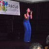 Demetria McKinney attend the 2nd annual Autism Benefit Concert - Suite Lounge - April 27, 2016 in Atlanta, GA