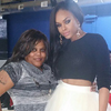 Demetria McKinney attend BE Magazine: No Wire Hanger Fashion Show - November 16, 2014