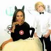 Demetria McKinney and Ethan Michael attend  attend BE Magazine: No Wire Hanger Fashion Show - November 16, 2014