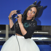 Demetria McKinney attend  attend BE Magazine: No Wire Hanger Fashion Show - November 16, 2014