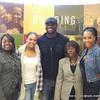Vivica A. Fox, Roger Bobb & Demetria McKinney attends the 'Black Women's Roundtable' on October 22, 2011