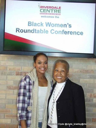 Black Women's Roundtable - October 22, 2011