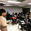 Demetria McKinney visit Clark Atlanta University - Jazz WCLK 91.9 - September 20, 2017