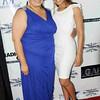 "Rhonda Wilkins & Demetria McKinney attended the ""Legendary Awards: Salute To The Legends Awards"" - February 9, 2012"