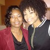 Betina Hunt and Demetria McKinney attend Living the Dream Community Empowerment Summit - April 7, 2017 in Memphis, TN