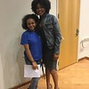 Deja Holland and Demetria McKinney attend National Black College Alumni Hall of Fame Foundation, Inc. Legacy Lecture Series - Dillard University - April 25, 2017
