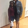 Ramzee McGee-Williams and Demetria McKinney attend National Black College Alumni Hall of Fame Foundation, Inc. Legacy Lecture Series - Dillard University - April 25, 2017