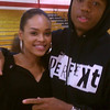 Demetria McKinney and Amac at Stone Mountain High & Freedom Middle School to support 'Toyz N Da Hood' - December 16, 2011