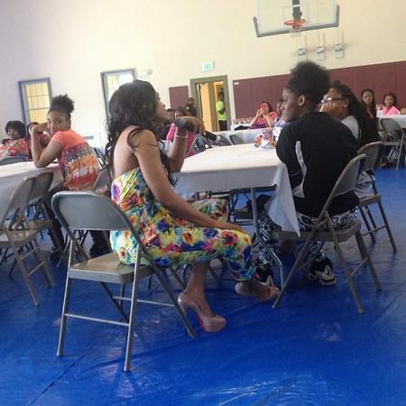 Teen Talk 2014 - June 14, 2014 in Youngstown, Ohio.