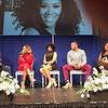 Demetria McKinney, Latavia Roberson, Johnathan Casillas and Miko Branch attend The Phill Taitt Show - Dream Reach Inspire - April 29, 2017 in Brooklyn, NY