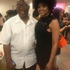 Terrence Butler and Demetria McKinney attend The Phill Taitt Show - Dream Reach Inspire - April 29, 2017 in Brooklyn, NY