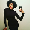 Demetria McKinney attend the To Live and Dream Again Benefit Dinner - December 18, 2015