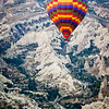 Hot Air Balloon Ride in Turkey