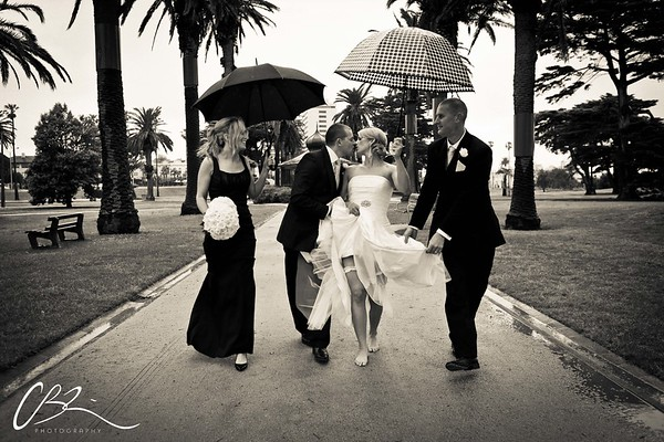 Watermarked Weddings for Sharing ONline