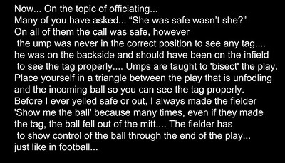 ABOUT THE UMP