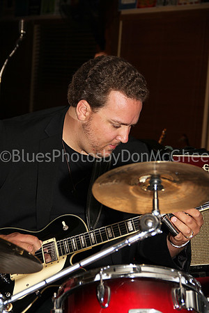 "Josh ""The Pitbull of Blues"" Rowand The Pitbull of Blues band"