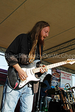 Josh Roberts Ghost Town Blues Band