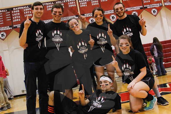 2-25 Volleyball Championship