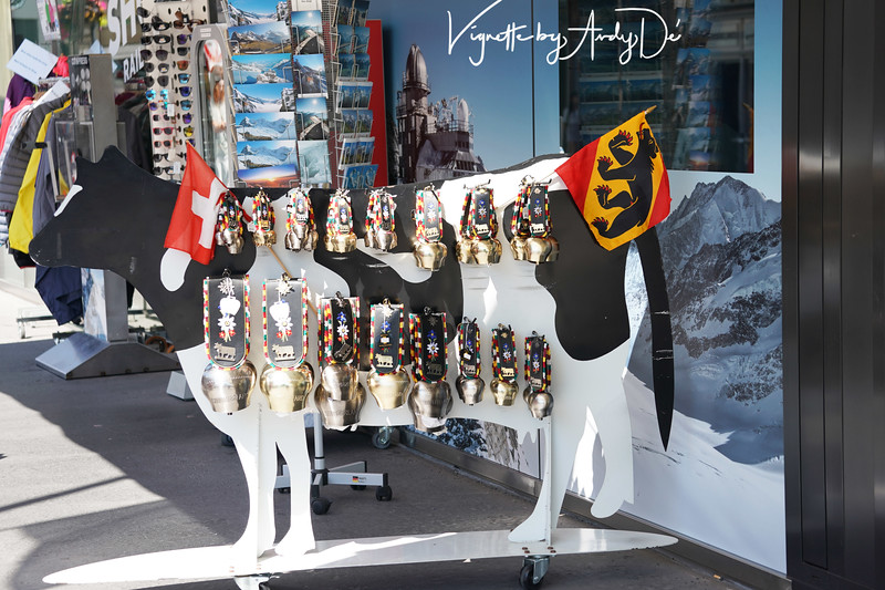 The cowbells of Switzerland are works of art, and are a must have souvenir to bring back home!