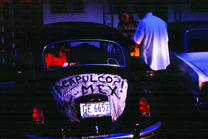 First Big Trip for College Graduation 1969 Drove to Acapulco, Mexico from Cleveland Ohio 4 of us in a Volkswagen! 6000 miles round trip over 3 weeks or so.