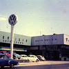 VW dealership in Mexico