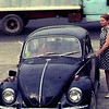 Jane and Janice go back to the 1964 Volkswagen somewhere on the road to Acapulco, Mexico.
