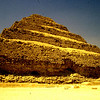 Egypt 1989 Step pyramid of King Zosier