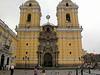 lima, peru church