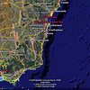 melbourne and adelaide australia  melbourne and adelaide australia gps maps